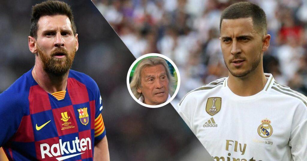 Hazard-Messi