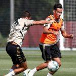 Lucas-Vázquez-real-madrid-training