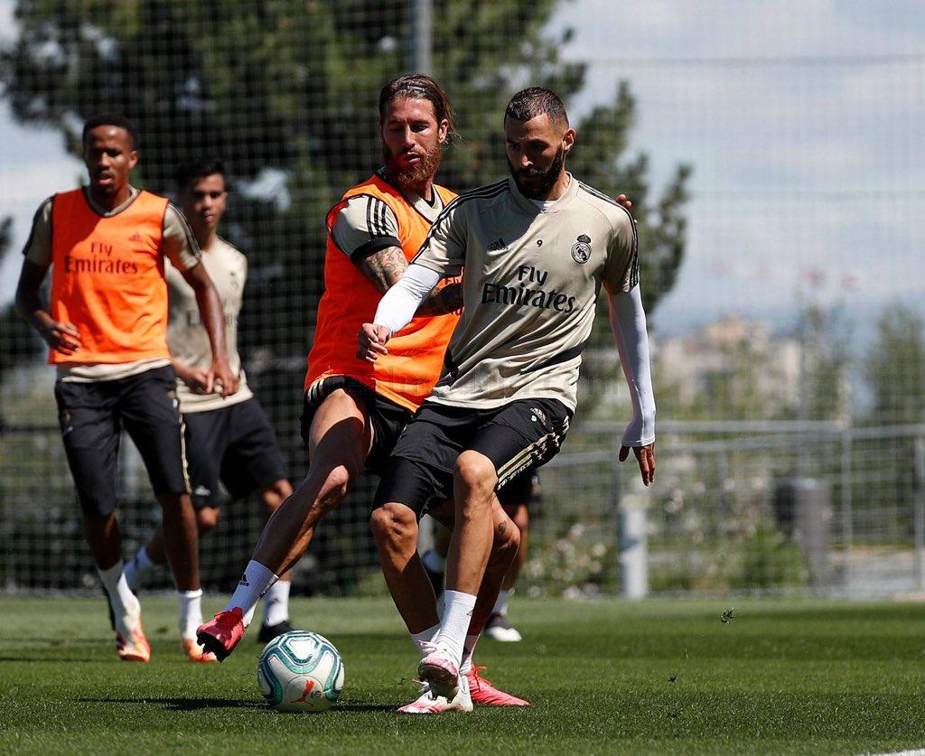 benzema-vs-ramos-real-madrid-training