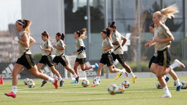 Real-Madrid-Femenino-training