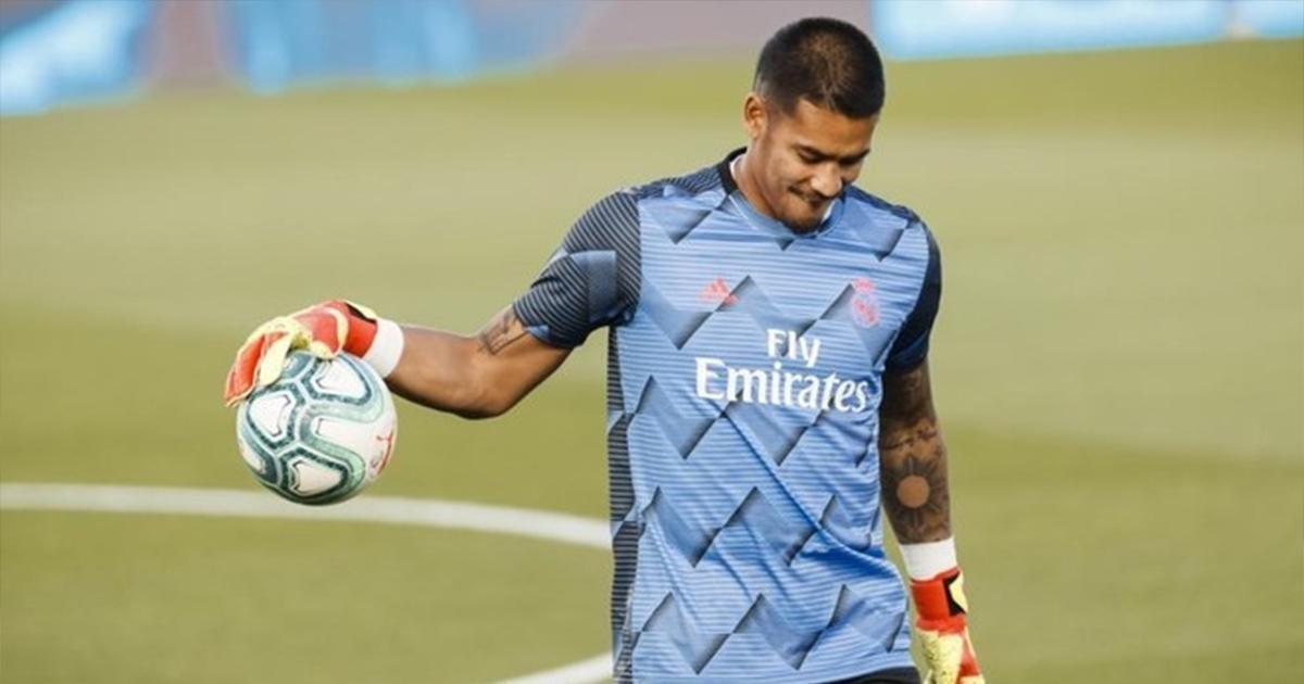 AlphonseAreola_RealMadrid_training