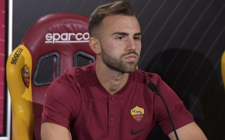 borja-mayoral-roma-press-conference