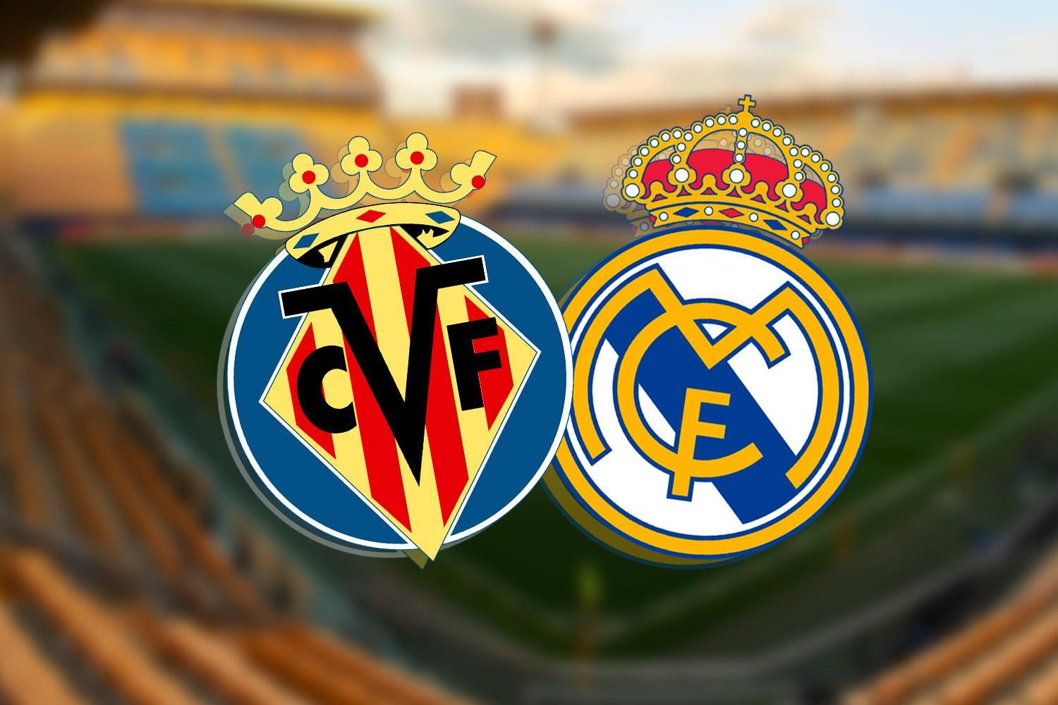 Villarreal-vs-RealMadrid