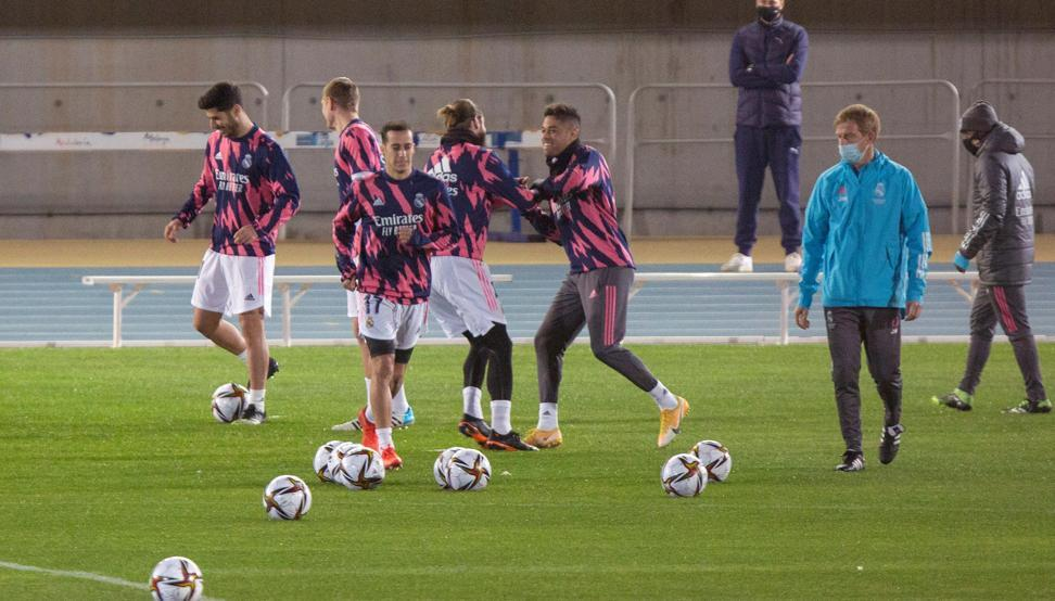 Real-Madrid-preparation-spanish-Super-Cup-semi-final