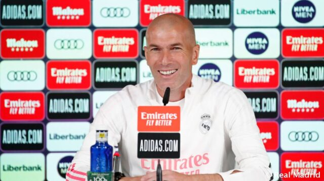 zidane-press-conference-Villarreal